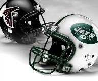 Atlanta Falcons vs New York Jets