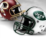 Washington Redskins vs New York Jets