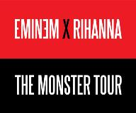 Eminem and Rihanna - The Monster Tour