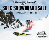 Mount Everest Ski Sale