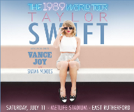 Taylor Swift - The 1989 Tour