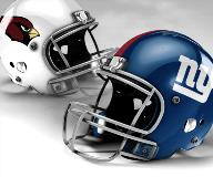Arizona Cardinals vs New York Giants