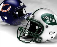 Chicago Bears vs New York Jets