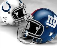 Indianapolis Colts vs New York Giants