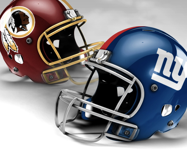 Redskins New Stadium: Washington Redskins Vs New York Giants