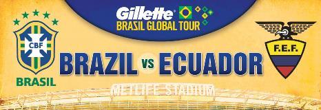 Brazil vs. Ecuador