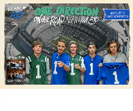 One Direction 2015 World Tour