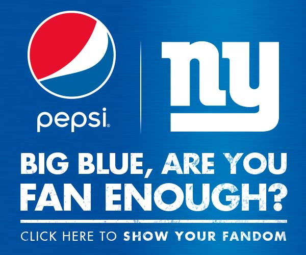 Pepsi - Giants