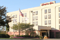 The Hampton Inn At Meadowlands Is Conveniently Located Next To Metlife Stadium And Just Minutes Away From New York City