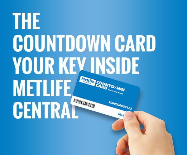 Countdown Card
