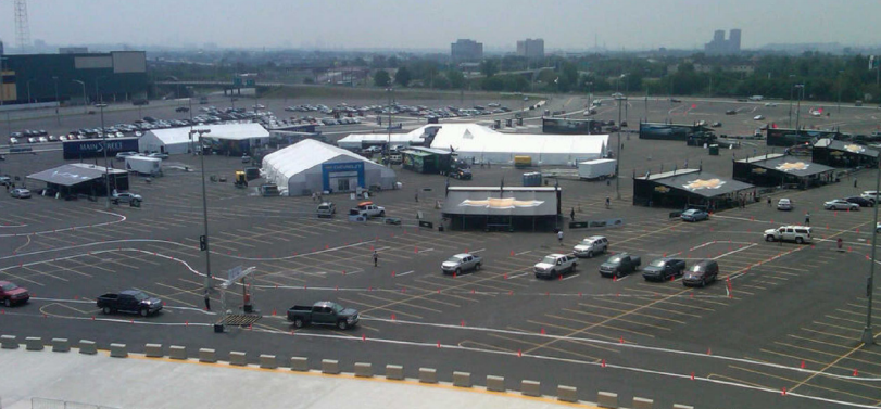 Parking Lot Events at MetLife Stadium