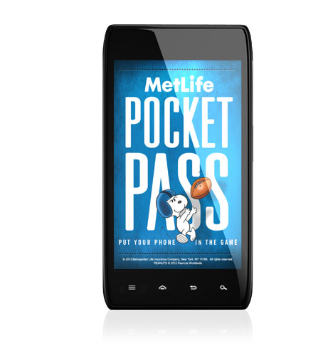 MetLife Pocket Pass Android App