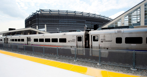 New Jersey Transit Meadowlands