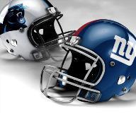 Carolina Panthers vs New York Giants
