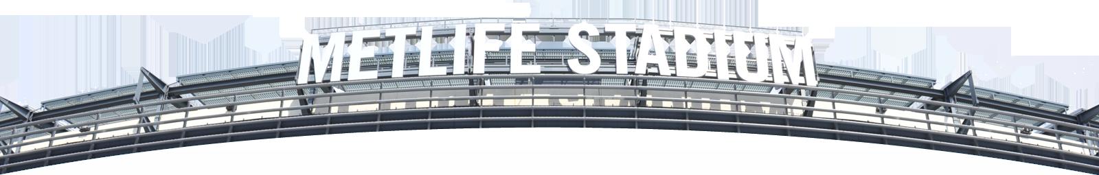 Official Website of MetLife Stadium 0c825cb27