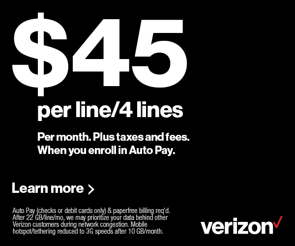 2017 VERIZON WIRELESS