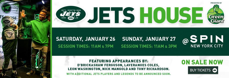 Jets House